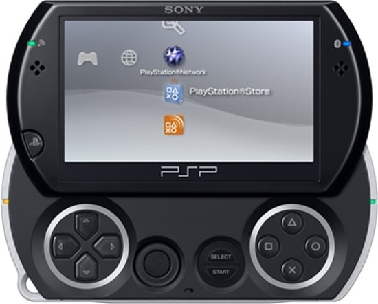 Sony Psp Go 2 : Bol sony playstation psp go zwart games
