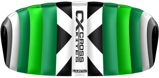Cross Kites CX Quattro-3.5 Green