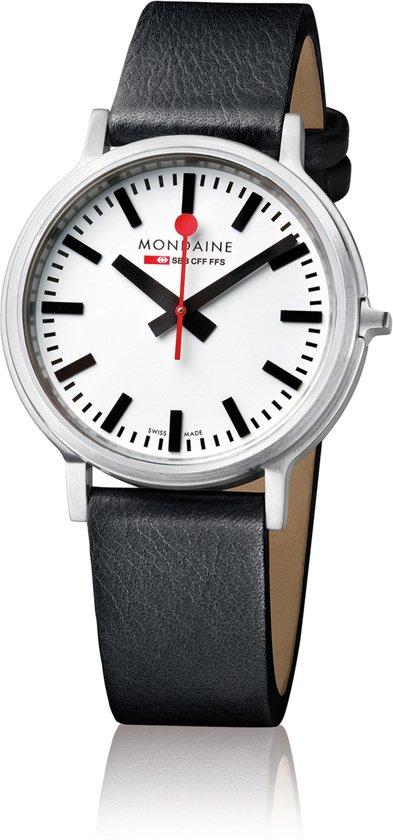 Mondaine Stop2Go Horloge