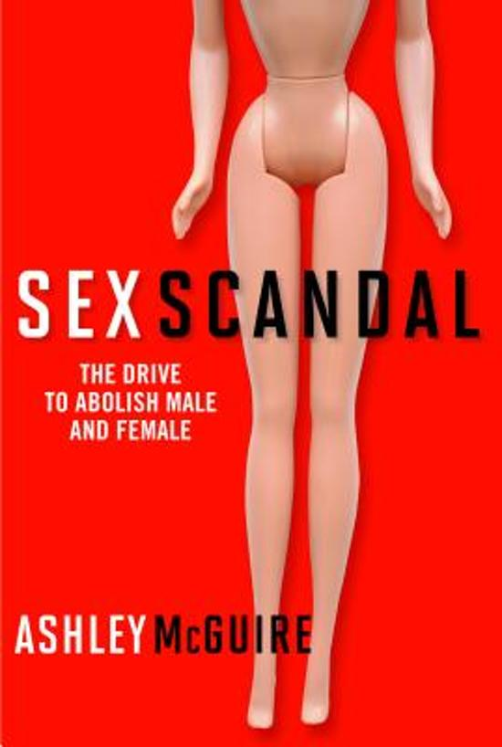 Boek cover Sex Scandal van Ashley Mcguire (Hardcover)