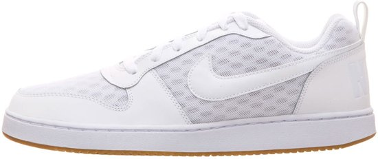 Wit Borough Maat Sneakers Court Nike 5 45 Low Mannen zHxa1qp