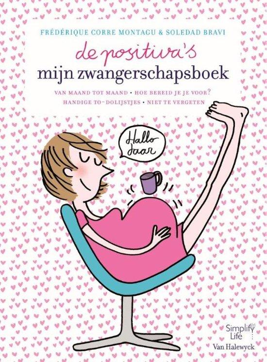 de positiva Mijn zwangerschapsboek