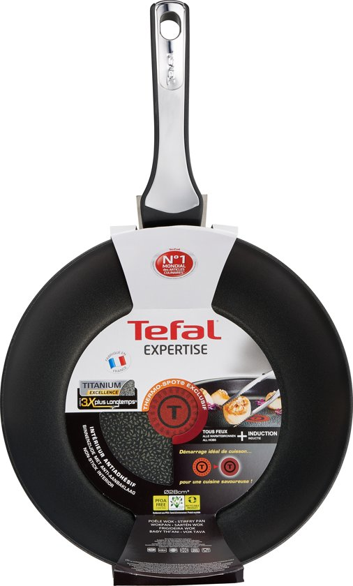 Tefal Expertise Wokpan 28 cm