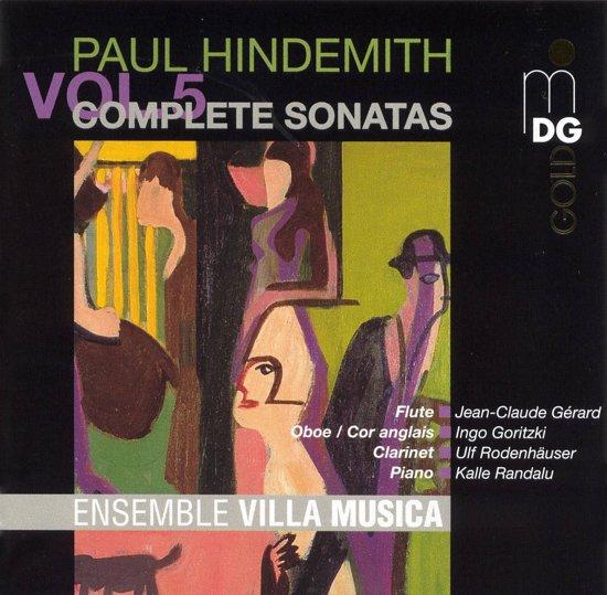 Complete Sonatas Vol.5