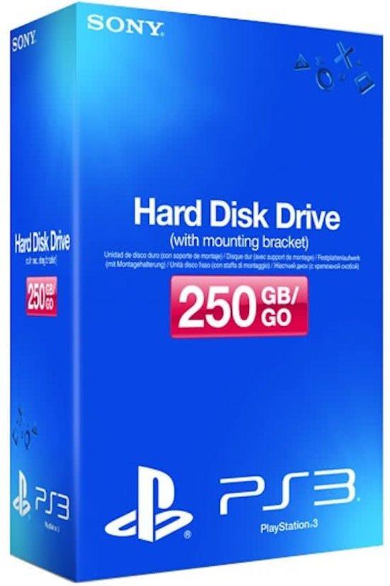 Sony PlayStation 3 250GB HDD + Bevestigingsbeugel