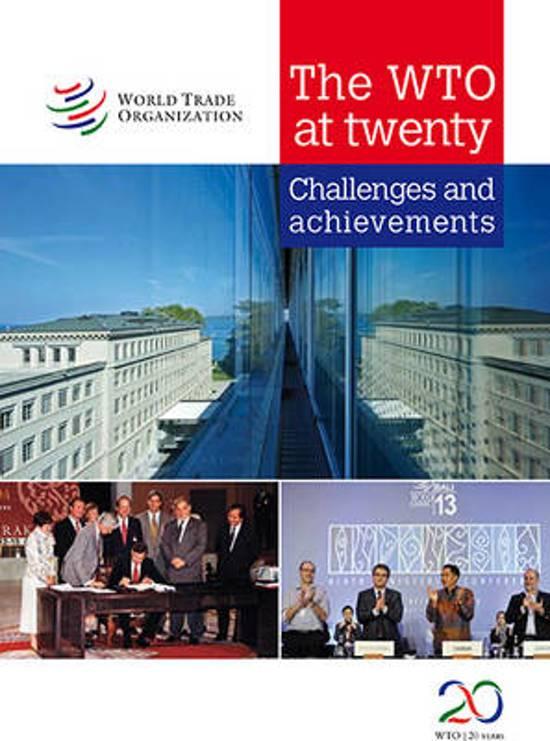 The WTO at twenty