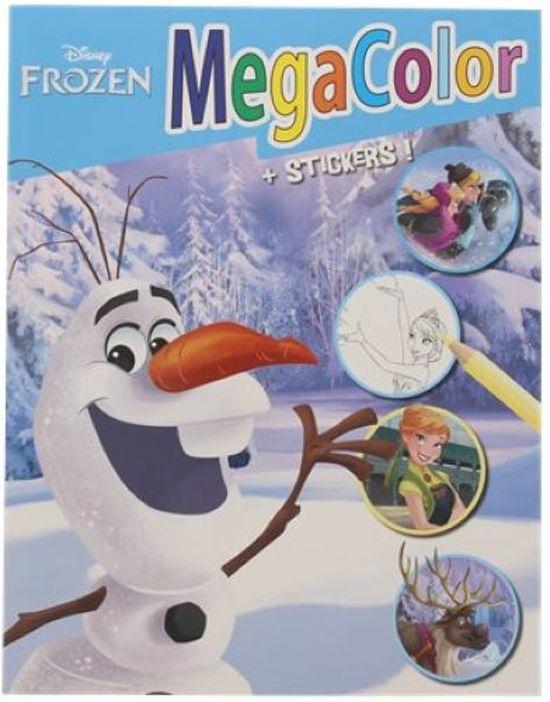 Kinder Kleurplaten Van Disney.Set Van 2 Kleurboek Kleuren Kleurplaat Kleuren Kinder Kleur Boek Magic Blok Toverblok Toverboek Disney Frozen