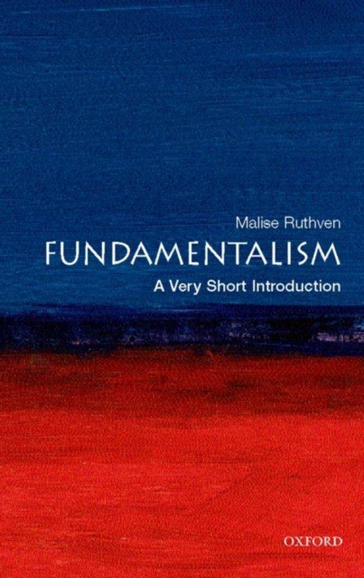 Boek cover Fundamentalism van Malise Ruthven (Paperback)