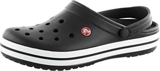 Crocs Crocband - Sandalen - Volwassenen - Zwart - 43/44