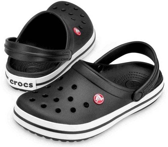 Volwassenen Crocband 43 Zwart Crocs Sandalen 44 U0vxB0