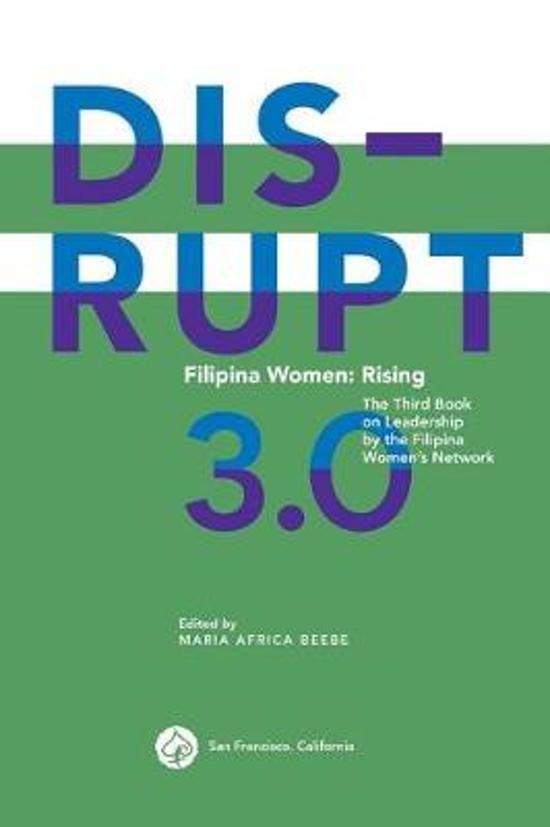 Disrupt 3.0. Filipina Women