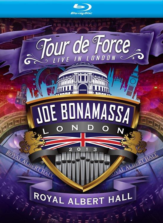 Joe Bonamassa - Tour De Force (Live In London: The Royal Albert Hall) (Blu-ray)