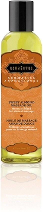Sweet Almond Massageolie - 59 ml
