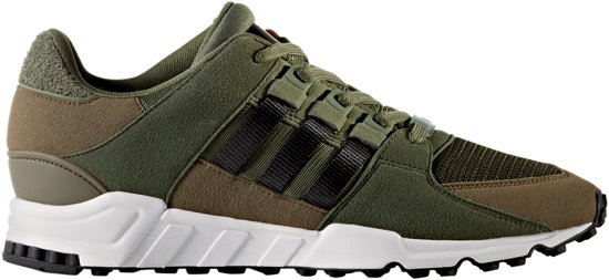 groene adidas sneakers eqt support rf heren