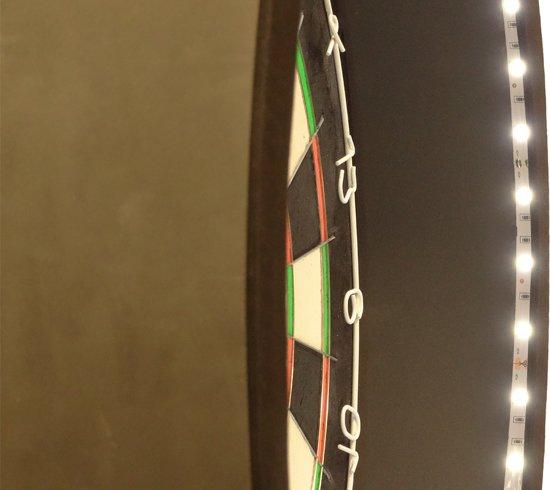 Dragon - Sorpresa PRO - Complete PRO - zwart-zwart - winmau blade 5 - xq-dartmat - dartbord verlichting