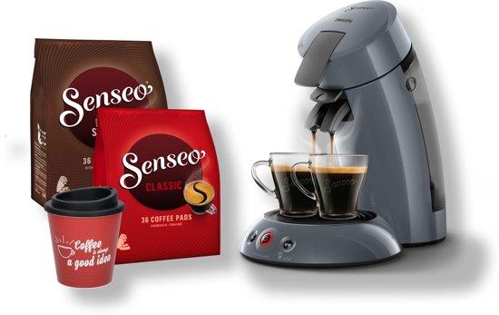 Voorkeur bol.com | Philips Senseo Original HD6554/50 - Senseo Deal HR99