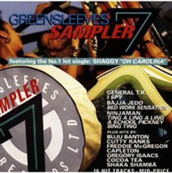 Greensleeves Sampler 7