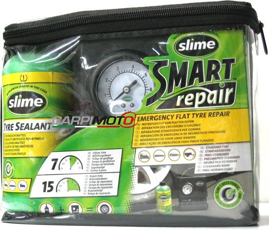 Slime CRK0305/IN Easy Repair Bandcompressor Noodreparatie Voor Een Lekke Band
