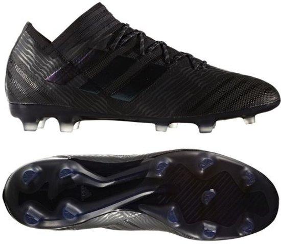 Adidas - Nemeziz 17,3 Soccer Fg - Unisexe - Football - Blanc - 42