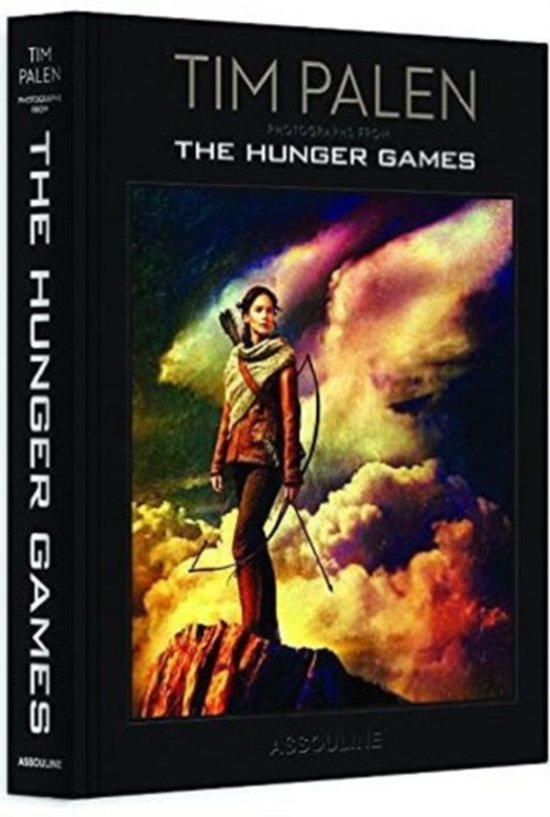 Boek cover The Hunger Games van Tim Palen (Hardcover)