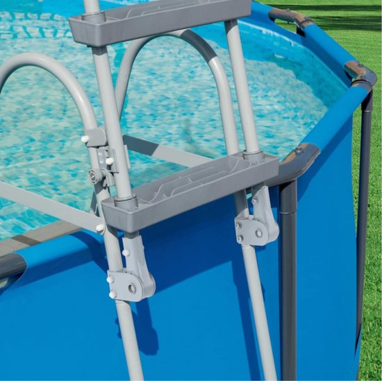Bestway - Zwembadtrap 122cm hoog - 58331