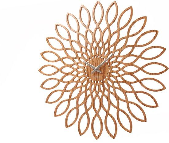 Karlsson Wandklok Sunflower à 60 cm