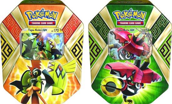 Afbeelding van het spel Pokemon Island Guardians tin