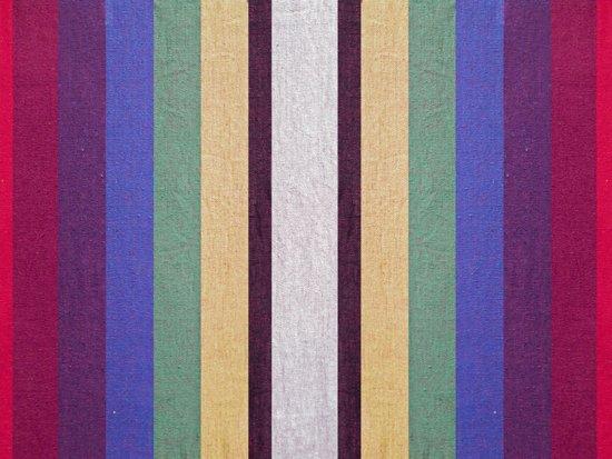 Potenza-Eénpersoons Hangmat / 1-persoons Hangmat met spreidstok( inclusief hangmatbevestiging)