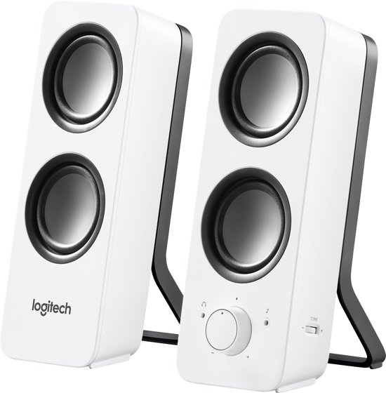 Logitech Z200 - Multimedia Speakers - Wit