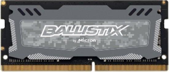 Crucial Ballistix Sport LT 16GB DDR4 SODIMM 2400Mhz (1 x 16 GB)