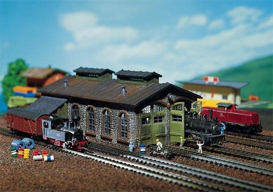 Faller - Locomotiefloods