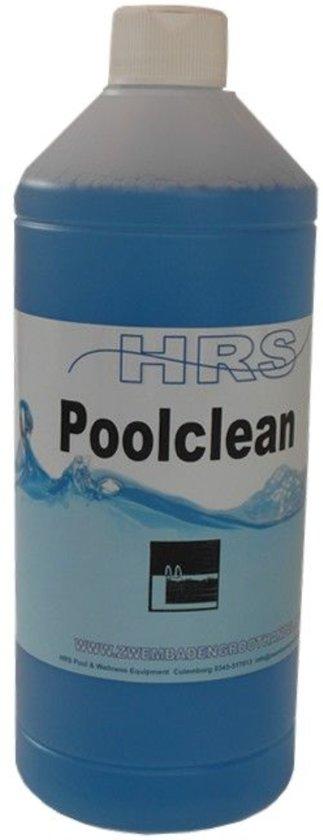 Poolclean 1 liter HRS - Zwembad - Kalk oplossen - Spa - Reiniger - Onderhoud