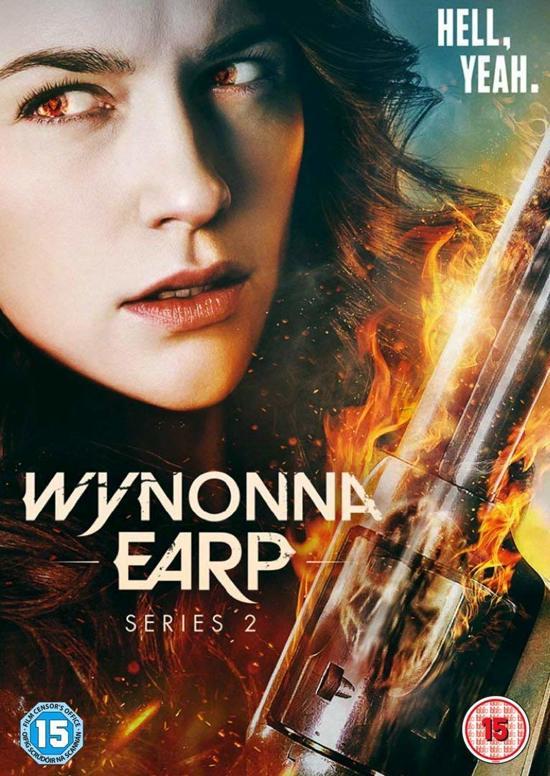Wynonna Earp Seizoen 2 (Import zonder NL)