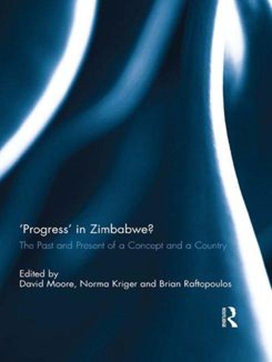 'Progress' in Zimbabwe?