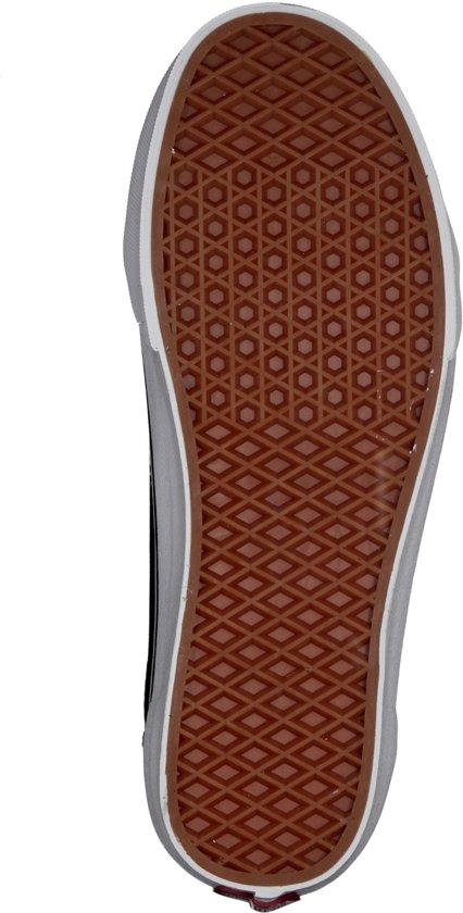 44 Unisex Old 5 Maat Zwart Vans Skool Sneakers wit xw4anqfB1S