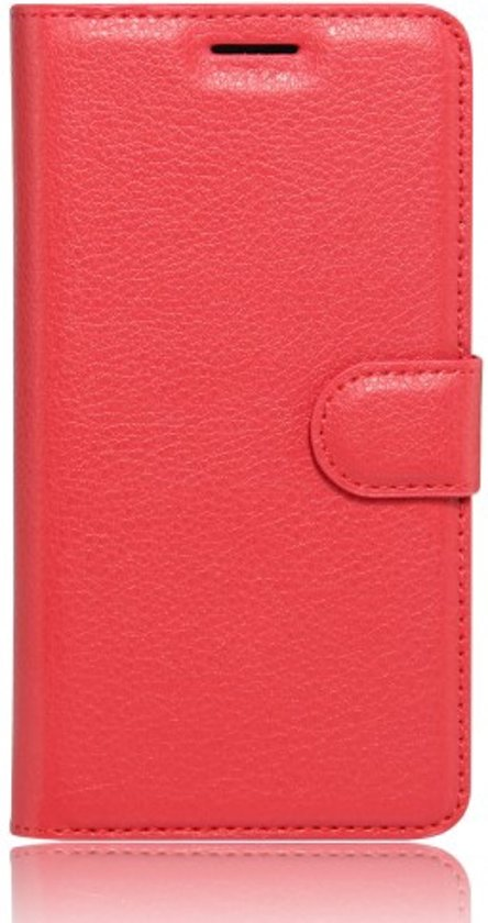 Book Case Hoesje Samsung Galaxy A5 (2017) - Rood