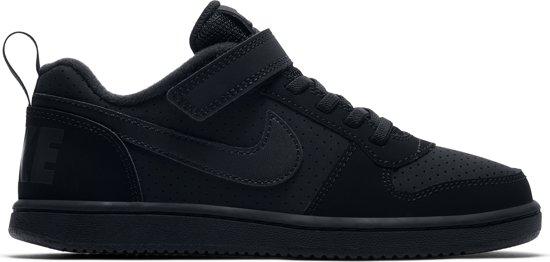 Nike Court Borough Low Bpv Jongens Sneakers BlackBlack Maat 33