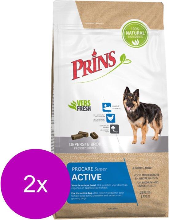 Prins Procare Super Active  - Hondenvoer - 30 kg