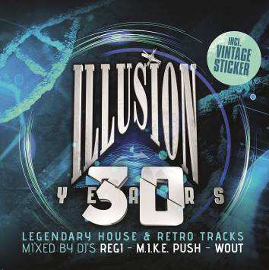 Illusion - 30 Years (3Cd)