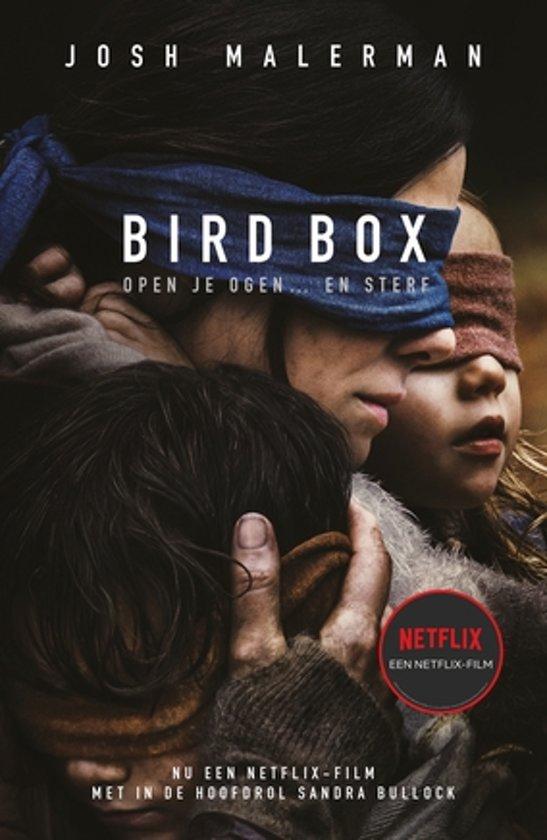 Boek cover Bird Box van Josh Malerman (Onbekend)