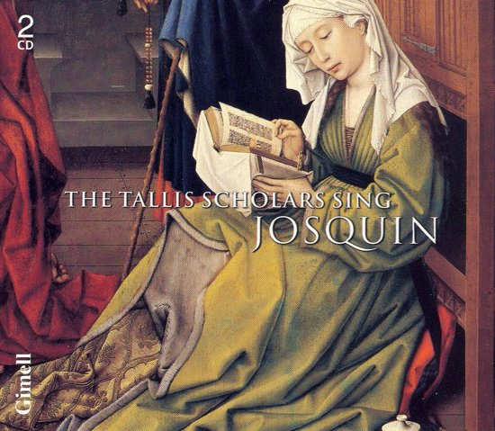 The Tallis Scholars Sing Josquin