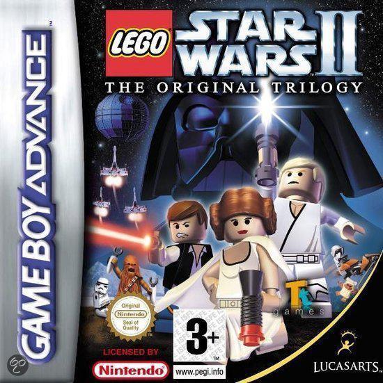 Lego Star Wars 2 - Original Trilogy