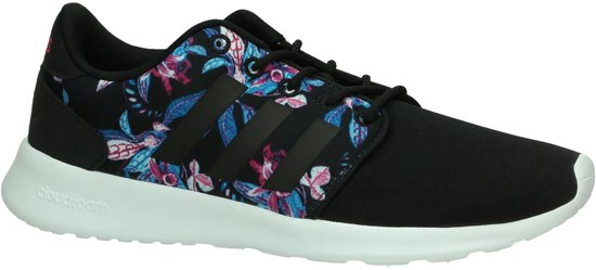 adidas advantage cloudfoam qt sneakers wit dames