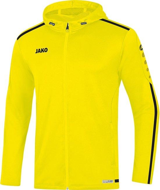 Jako Striker 2.0 Trainingsjack - Jassen  - geel - L