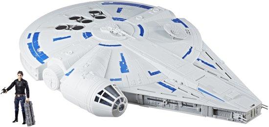 Star Wars Han Solo Playset Deluxe - Inclusief Speelfiguur