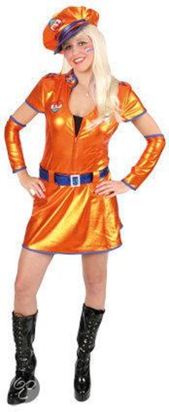 Hotti orange babe Maat 40