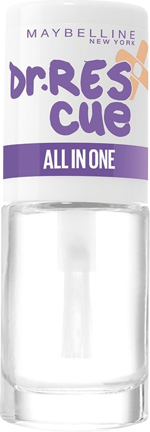 Maybelline Dr. Rescue All-in One topcoat basecoat - nagelverzorging