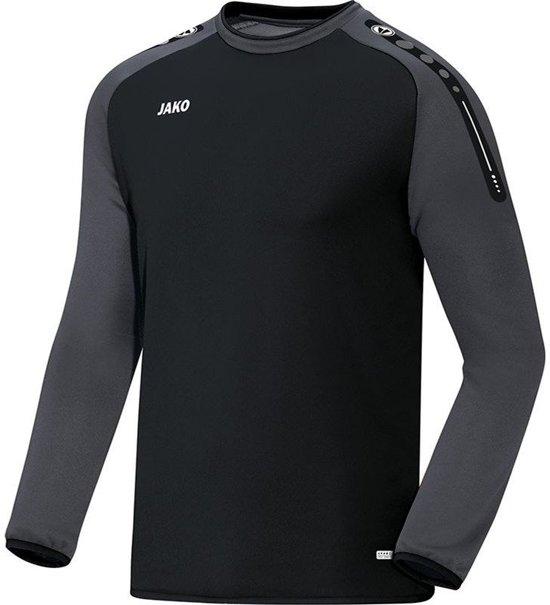 Jako Champ Sweater - Sweaters  - zwart - 140