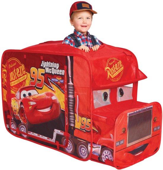 Worlds Apart Disney Cars Truck Speeltent