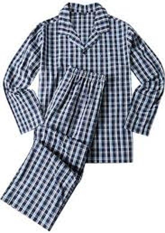 6d36df3dea4 bol.com   Seidensticker Pyjama Blauw - Maat 50